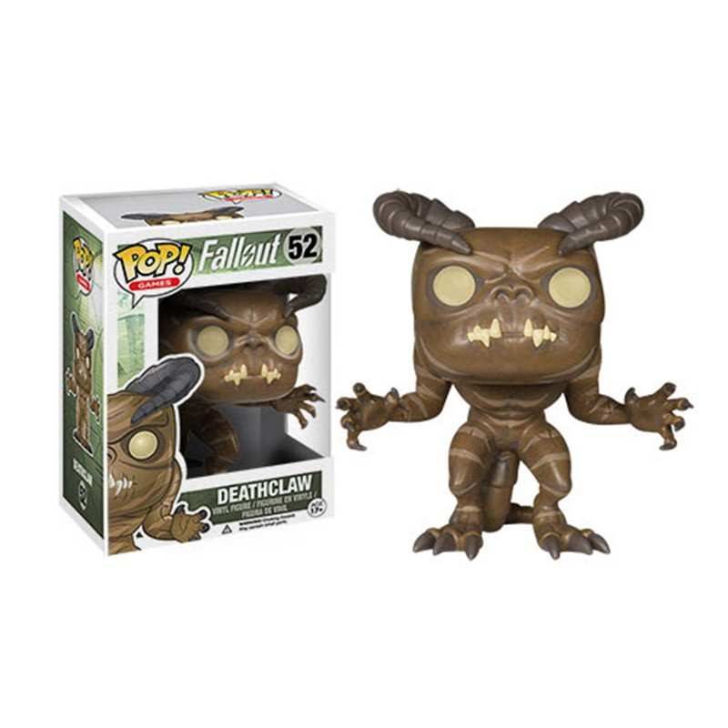 Each Funko Fallout Pop Figure Is Menacing Adorable Now