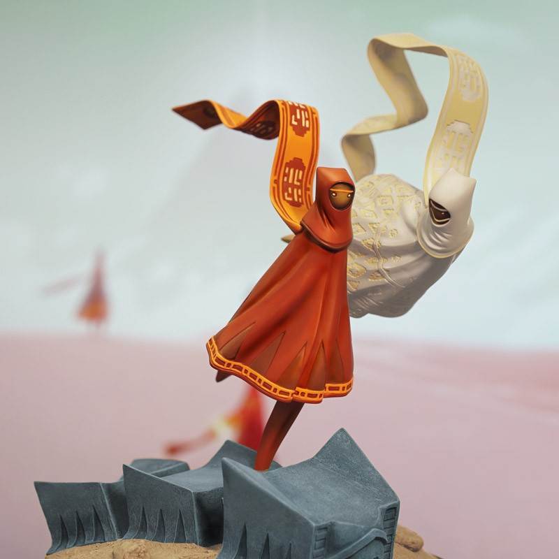 Limited Edition Journey Statue Captures The Game Beautifully