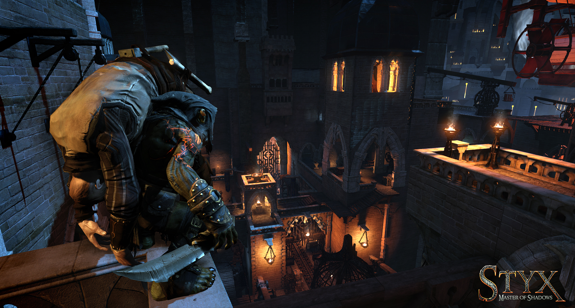 Styx: Master of Shadows Xbox Games with Gold February 2016