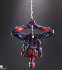 Spider-man Square Enix Marvel Play Arts