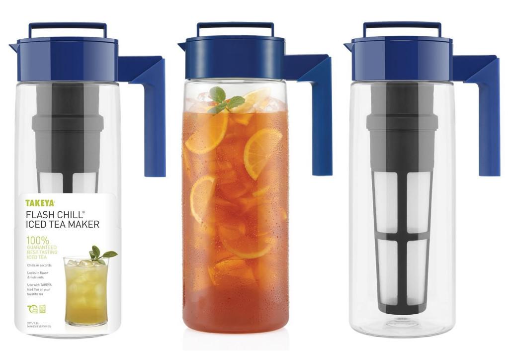 Takeya-Flash Chill-Iced-Tea-Maker
