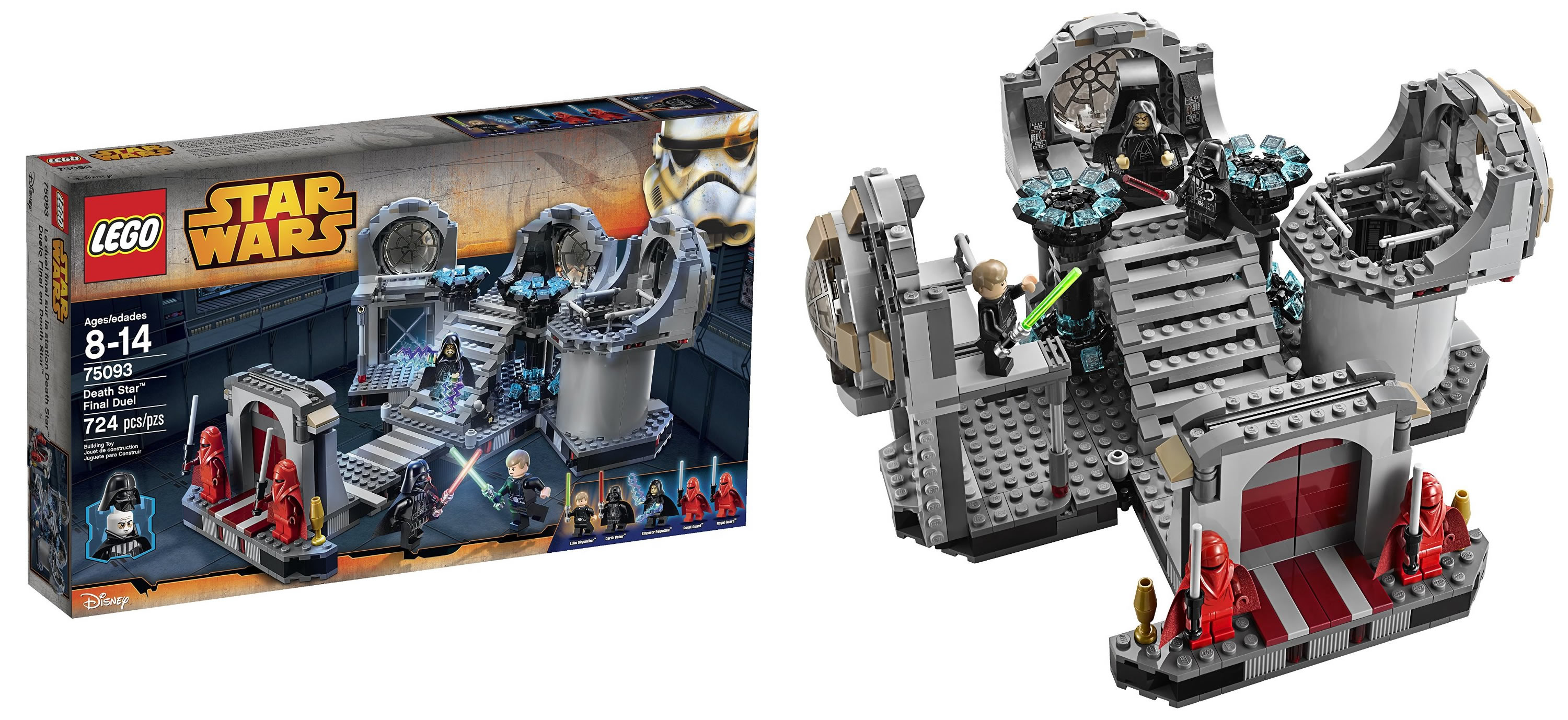 Build It You Must The 10 Best Star Wars Lego Sets