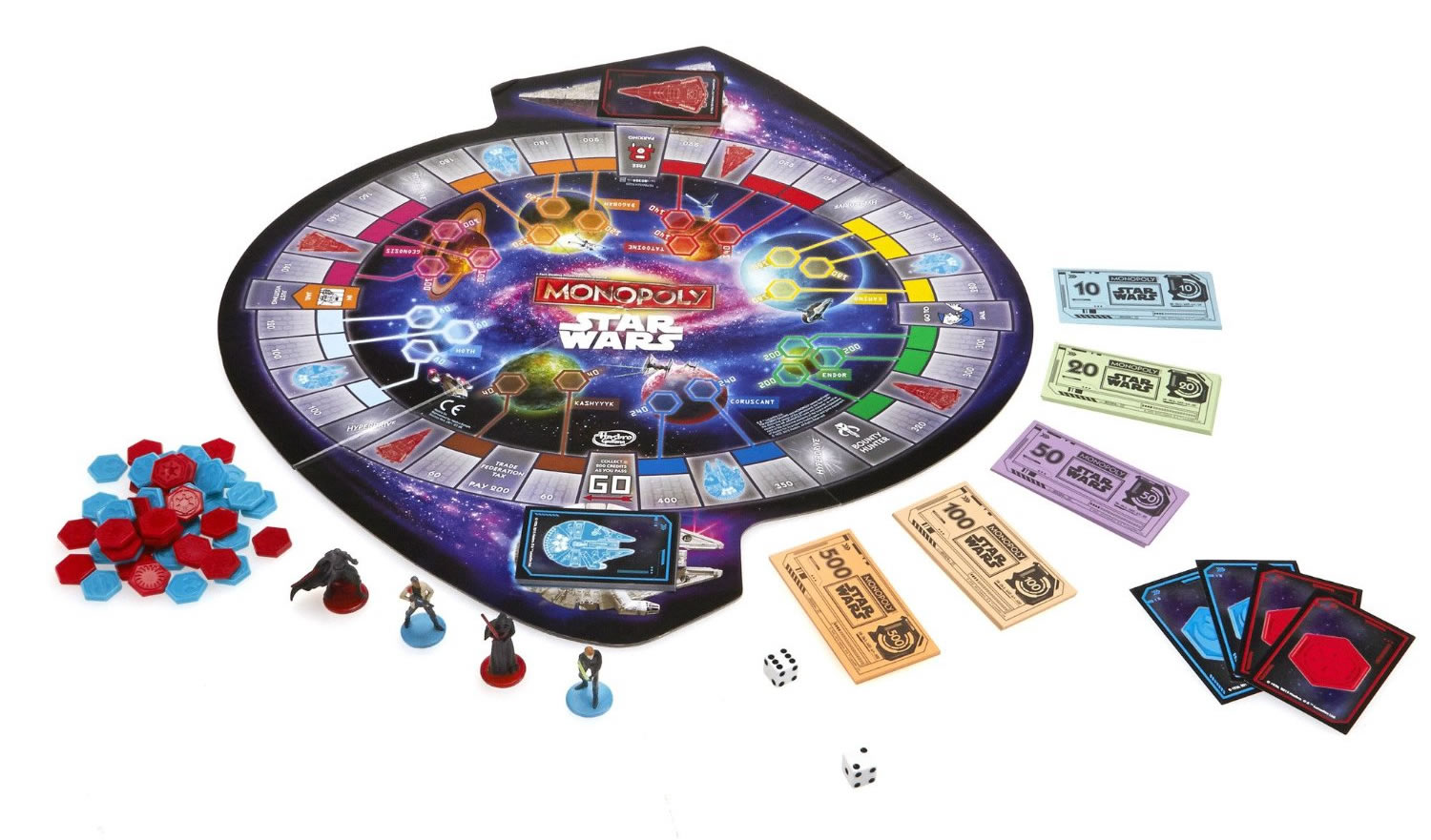 Pass Go, Collect 200 Credits: 10 Best Star Wars Board Games