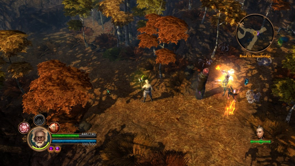 Dungeon Siege III November Games with Gold