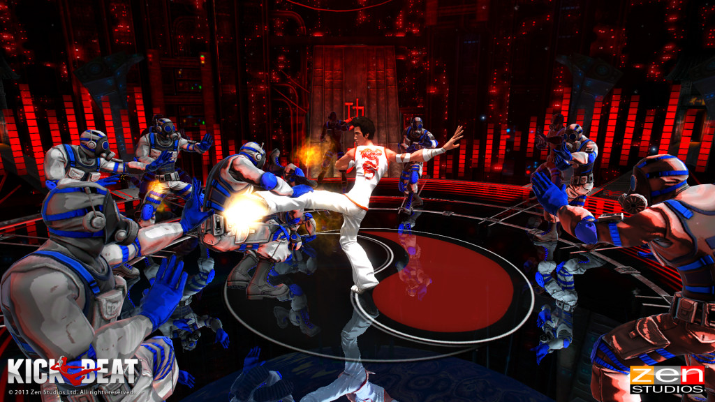 Kickbeat PlayStation Plus October 2015