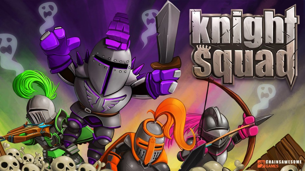 Knight Squad November Games with Gold