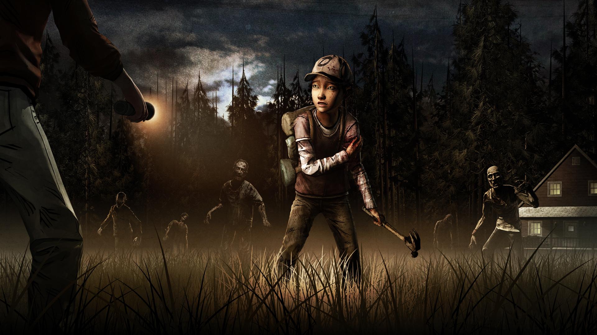 The Walking Dead Season 2 November PS Plus