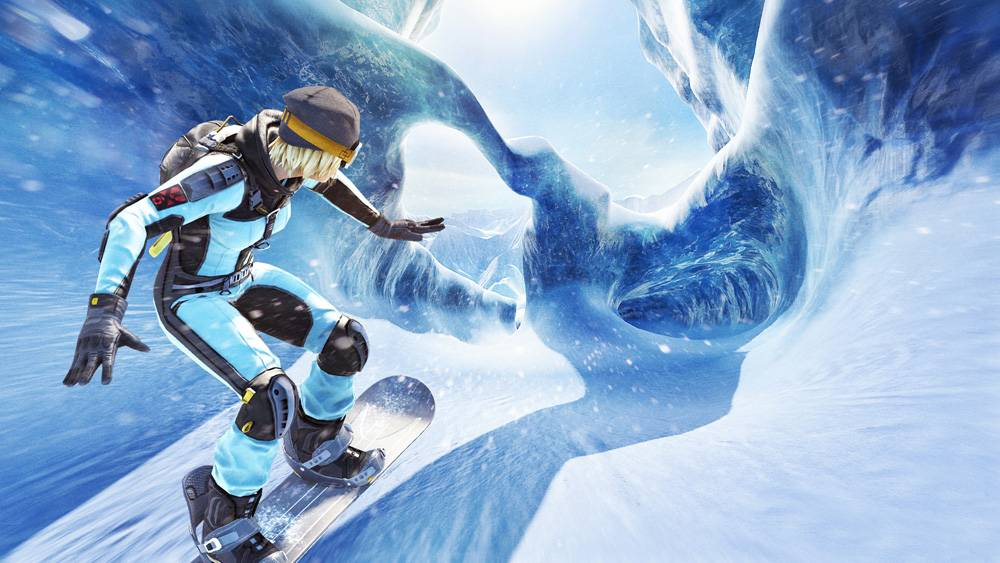 Free PS Plus December SSX