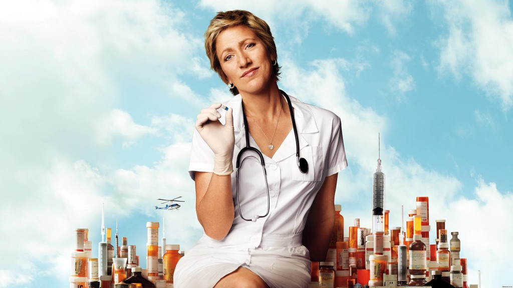 Nurse Jackie Netflix in December