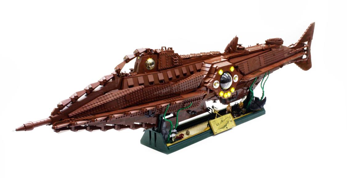 Lego-Nautilus
