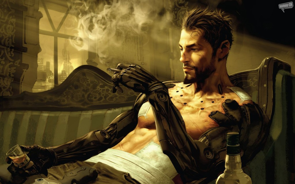 Deus Ex Human Revolution Games with Gold January 2016