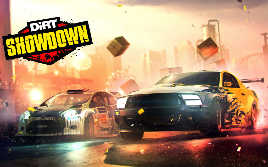 Dirt Showdown Games with Gold January 2016
