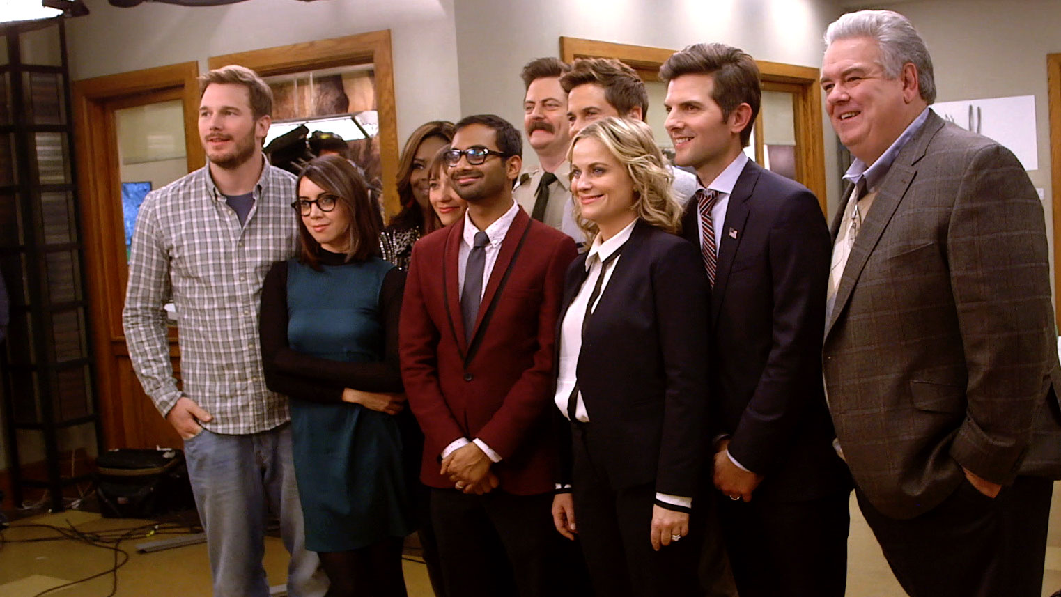 Parks and Recreation Netflix January 2016