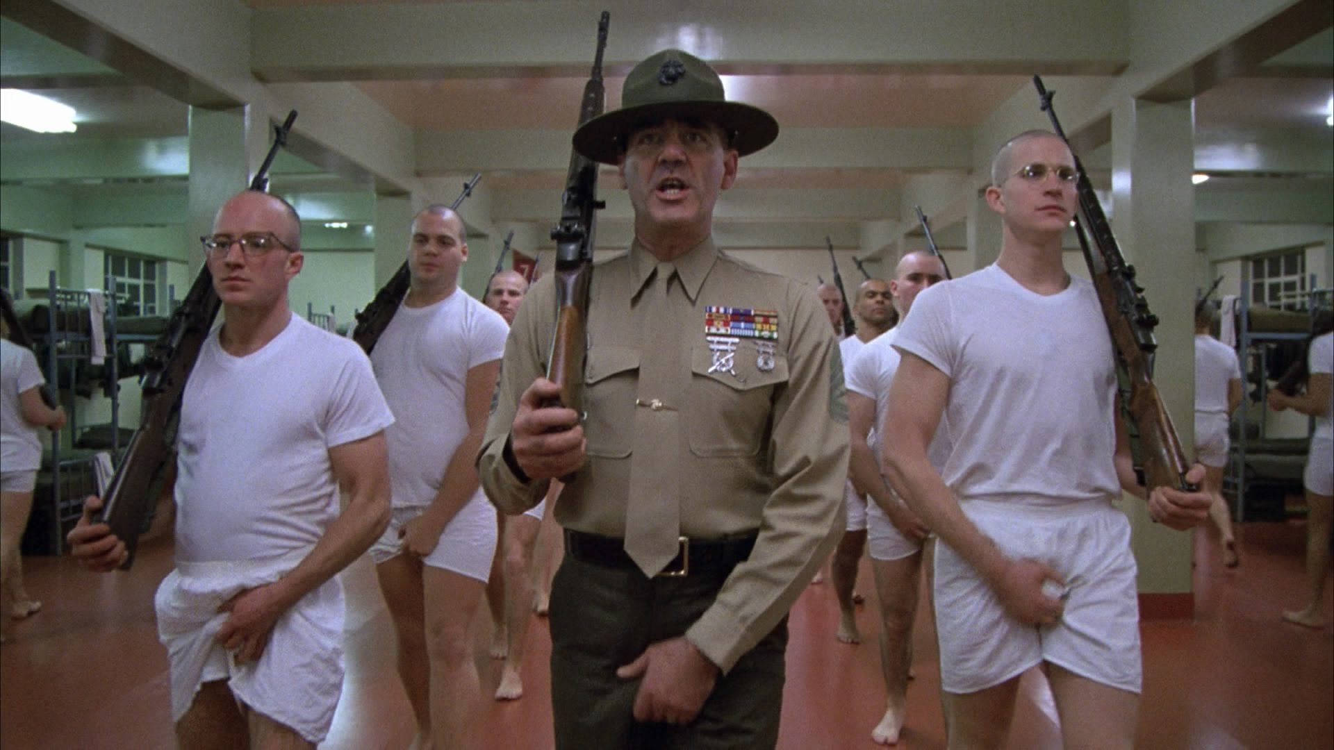 Full Metal Jacket Netflix in February 2016