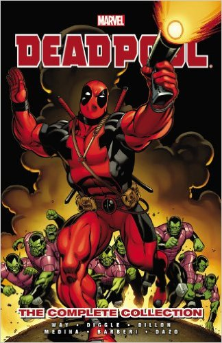 Deadpool by Daniel Way: The Complete Collection: Volume 1