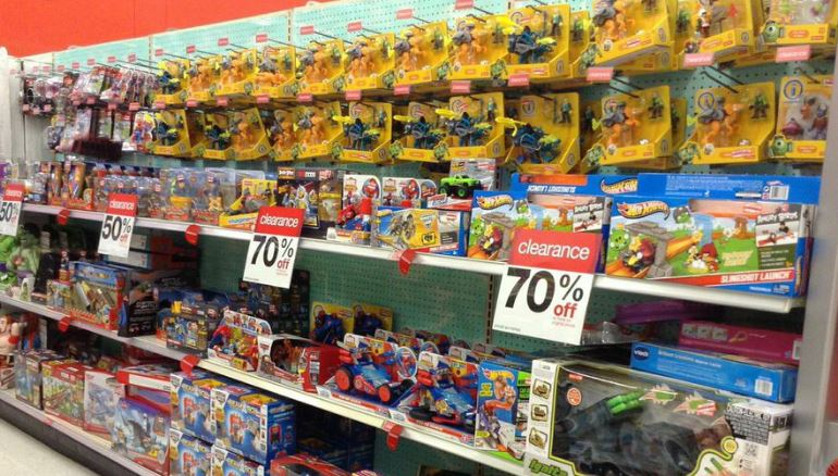 Target Toy Walmart : Best worst products to find on sale at target