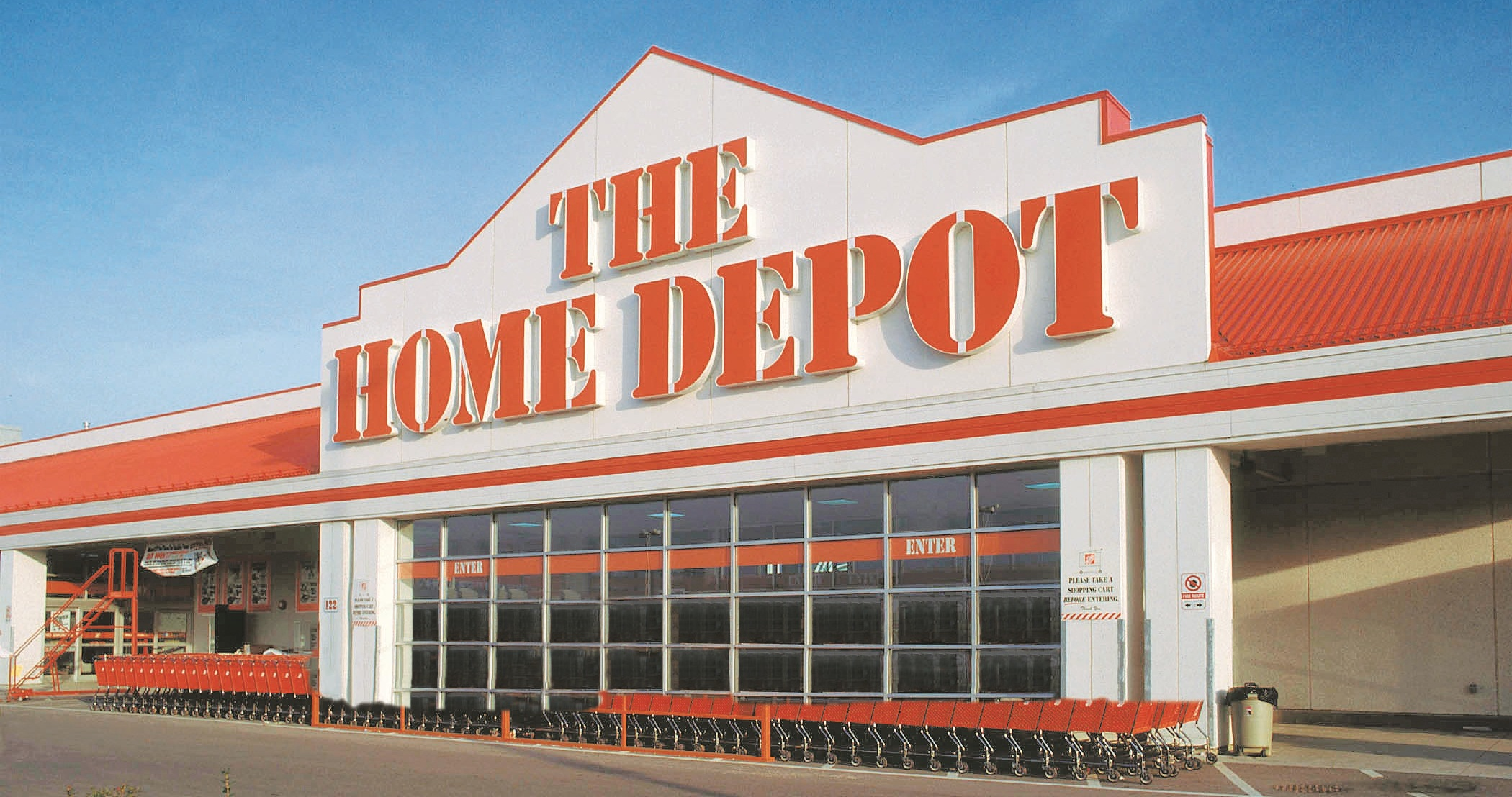 Five best five worst things to buy at home depot for Shop home depot