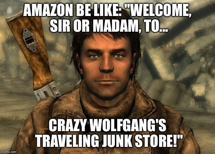 Amazon Fallout Prime Day deals