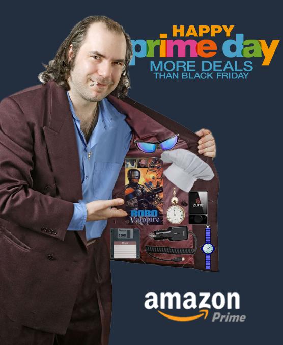 Amazon creepy guy deals