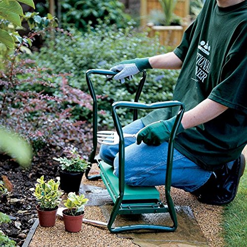 Ohuhu Garden Kneeler and Tool Pouch