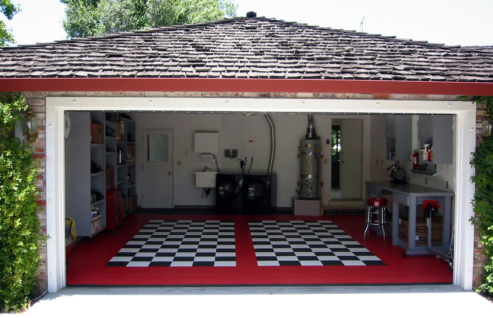 Upgrade Your Garage Over The Weekend