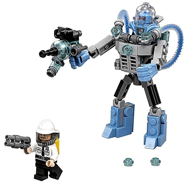 best Lego movie Mr Freeze toy