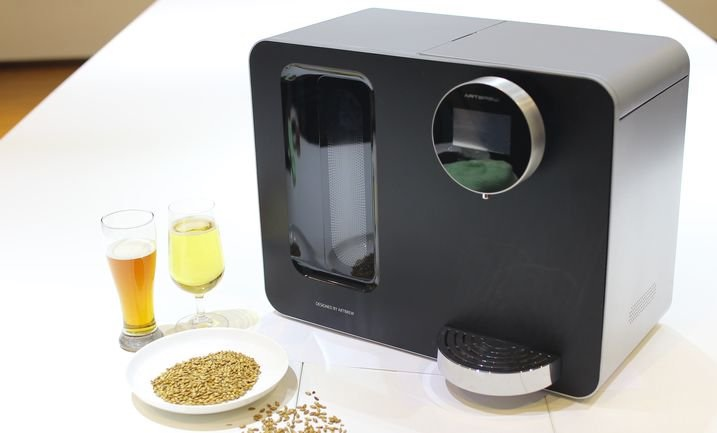 What S New In Home Brew 7 Automated Beer Making Machines