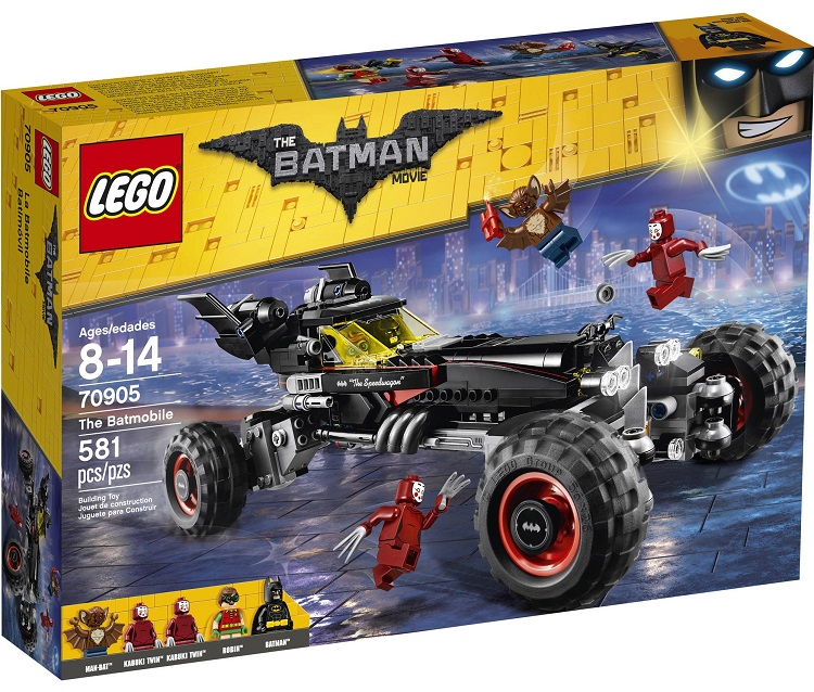 best lego movie batman toys