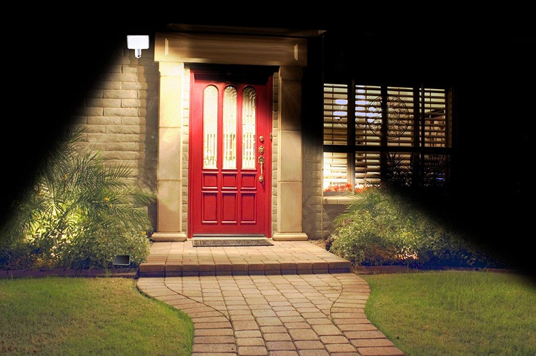 Best home security lighting