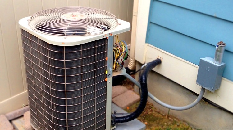 how to maintain an AC unit