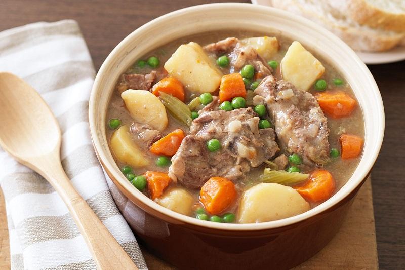 how to make Irish stew