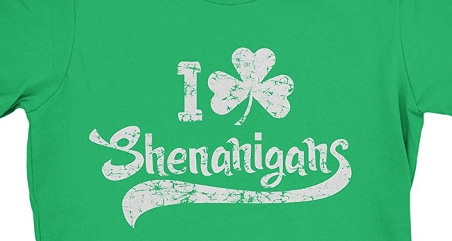 6b6051640 Six Awesome St. Paddy's Day T-Shirts to Celebrate St. Patrick's Day