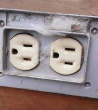 how to replace an outlet cover