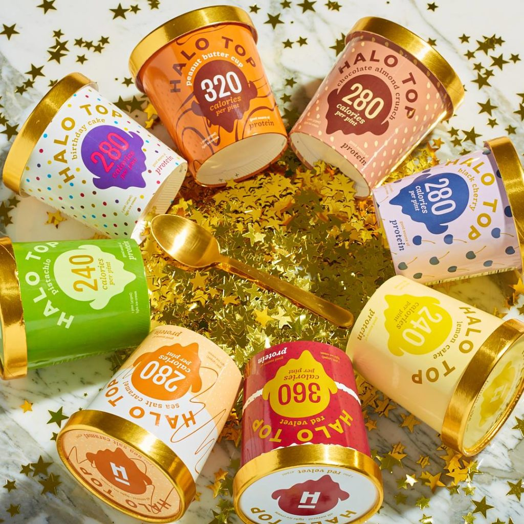 halo-top-flavors