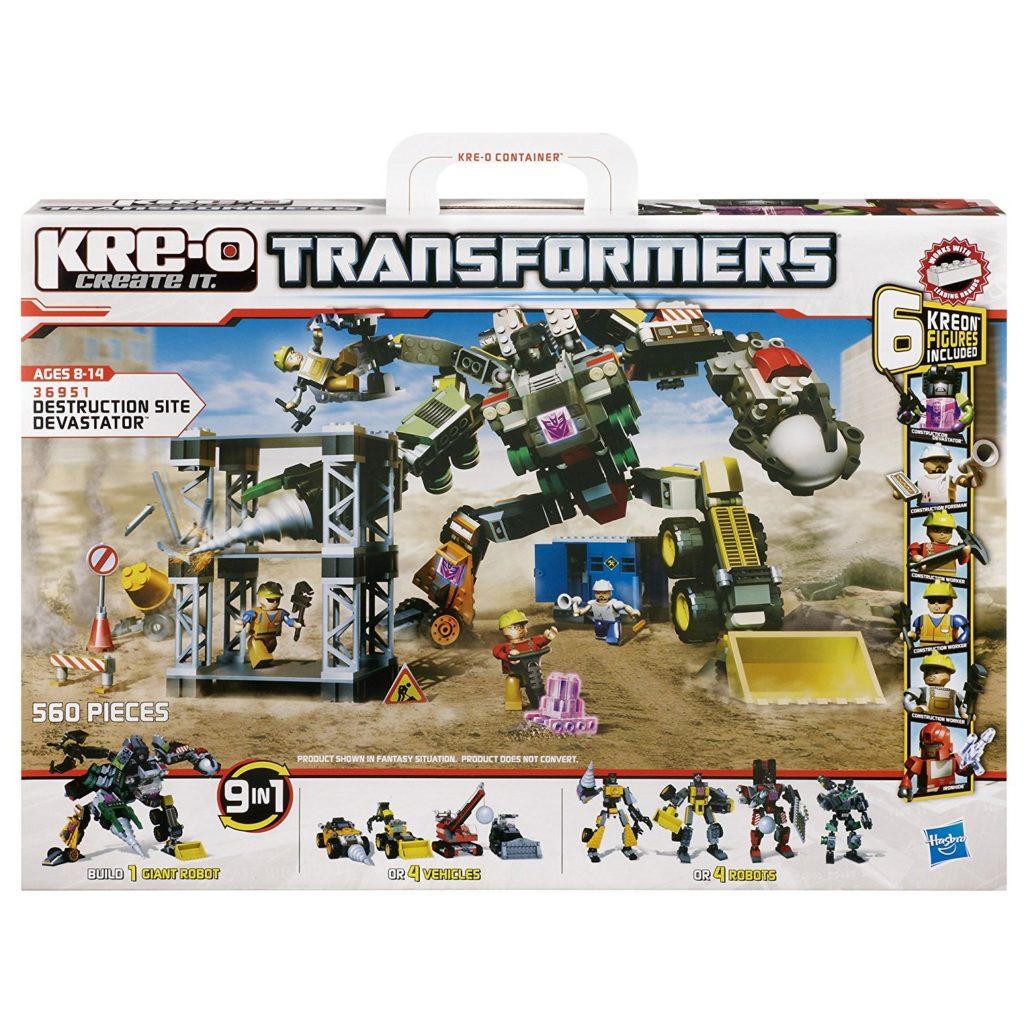kreo-transformers-set