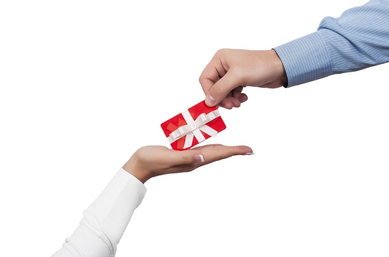 turn gift cards into cash