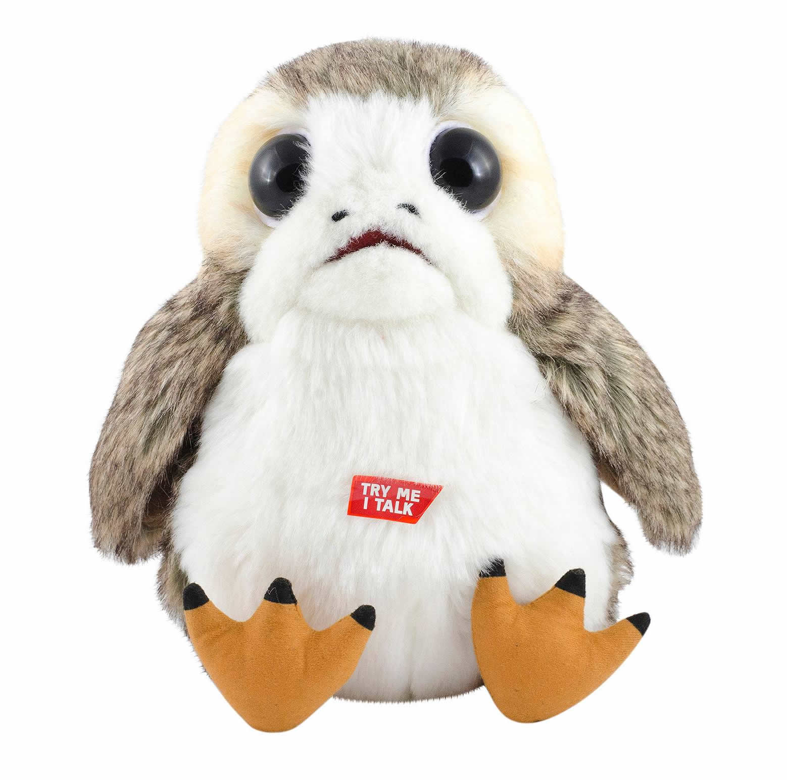 Plush Stuffed Toys : Awesome porg products for star wars fans may the