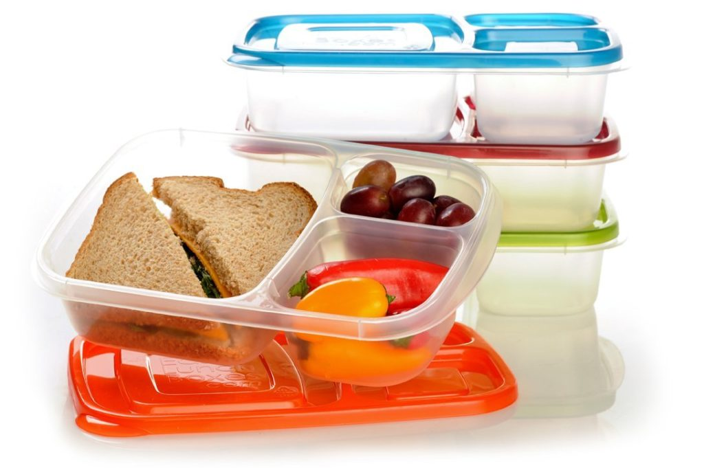 Easy Lunch Boxes kitchen gadget