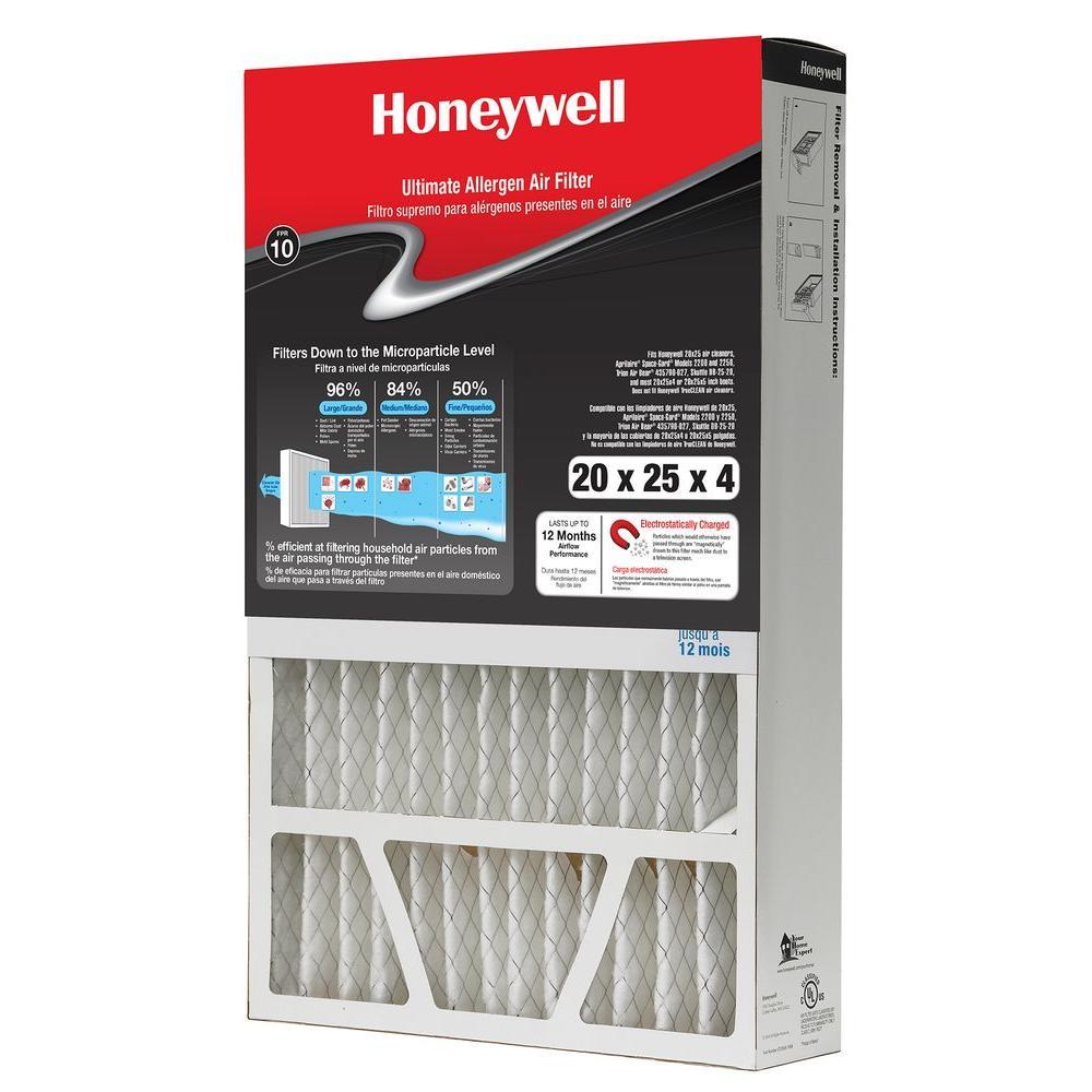 honeywell air filter reduces power bills