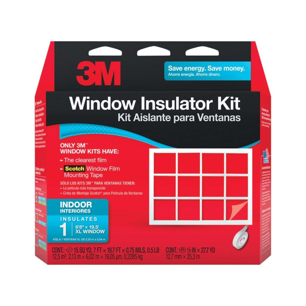 3m window insulation reduces power bill
