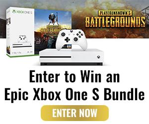 Xbox Giveaway