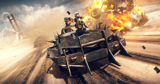 mad max ps