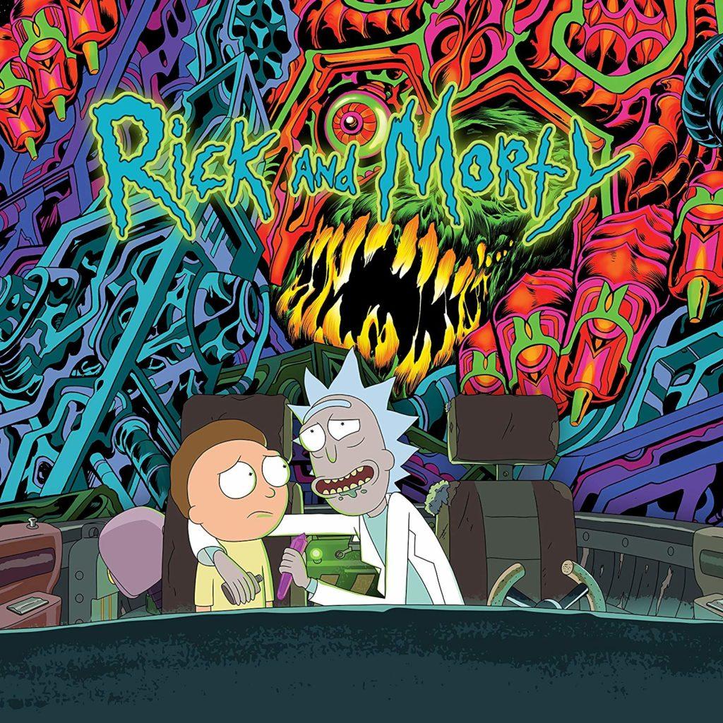 Rick Morty soundtrack