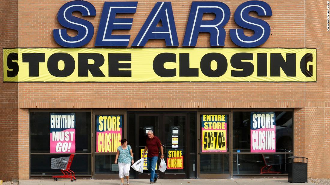 e9eb4c17b Sears edges closer to bankruptcy