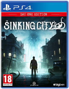 sinking city ps