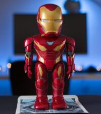 high end robot Iron Man