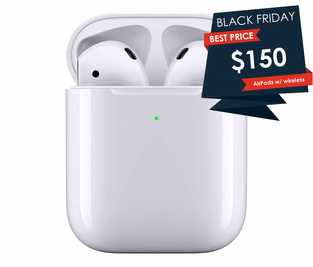 airpods-wireless-black-friday