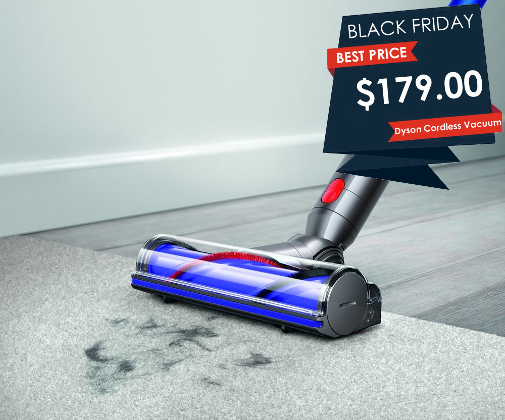 Here's the cheapest Dyson and Shark vacuums on Black ...