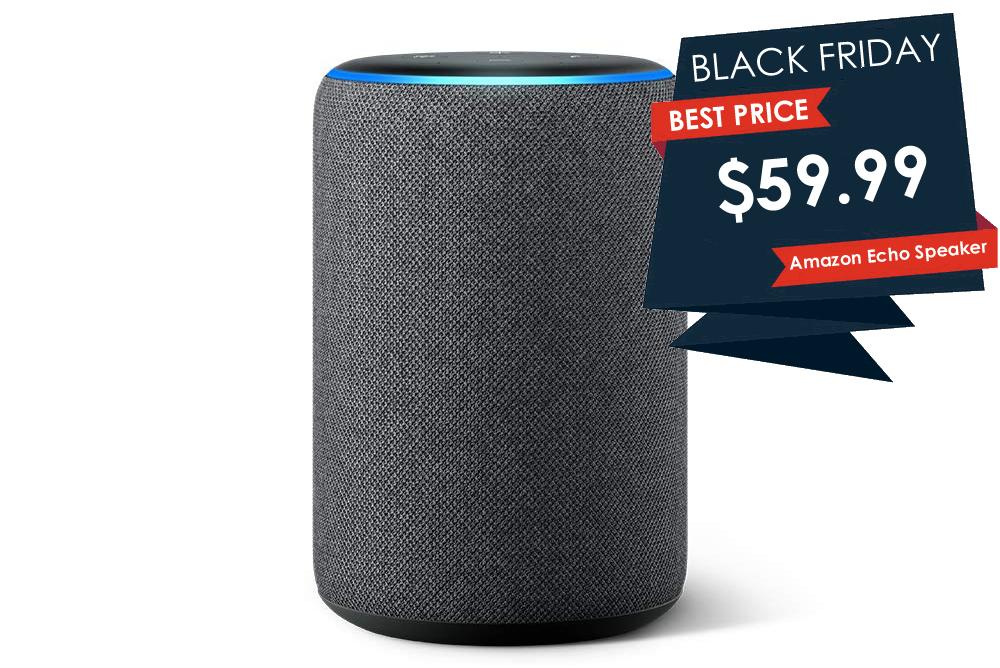 echo-speaker-black-friday