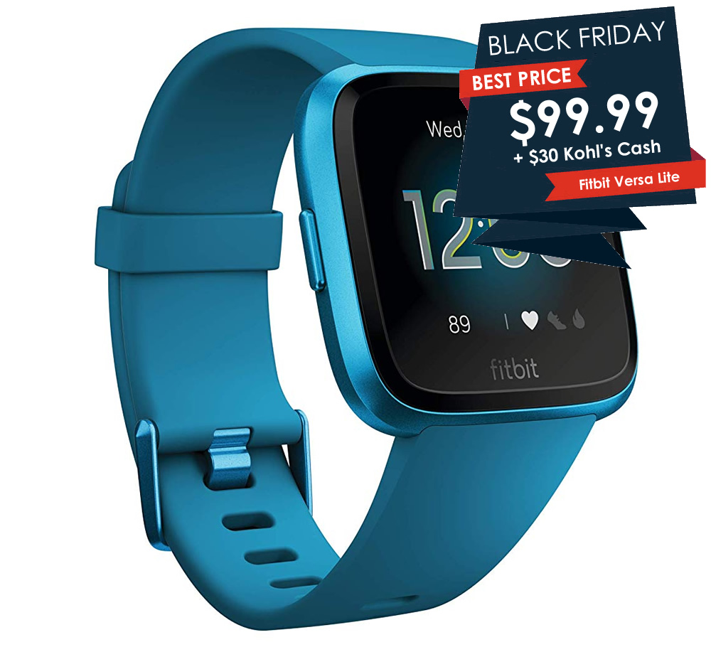 Here S The Cheapest Fitbit Fitness Trackers On Black Friday 2019